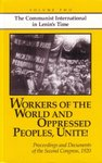 Workers of the World and Oppressed Peoples, Unite!, Volume 2