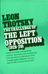 The Challenge of the Left Opposition (1928-29)