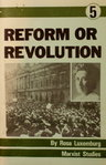 Reform or Revolution