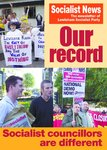 Our Record: Socialist Councillors Are Different