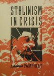 Stalinism in Crisis
