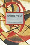 Towards the United Front: Proceedings of the Fourth Congress of the Communist International, 1922