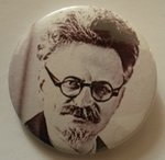 Trotsky badge