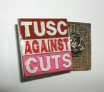 TUSC Enamel Badge