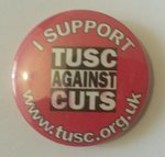 I Support TUSC badge