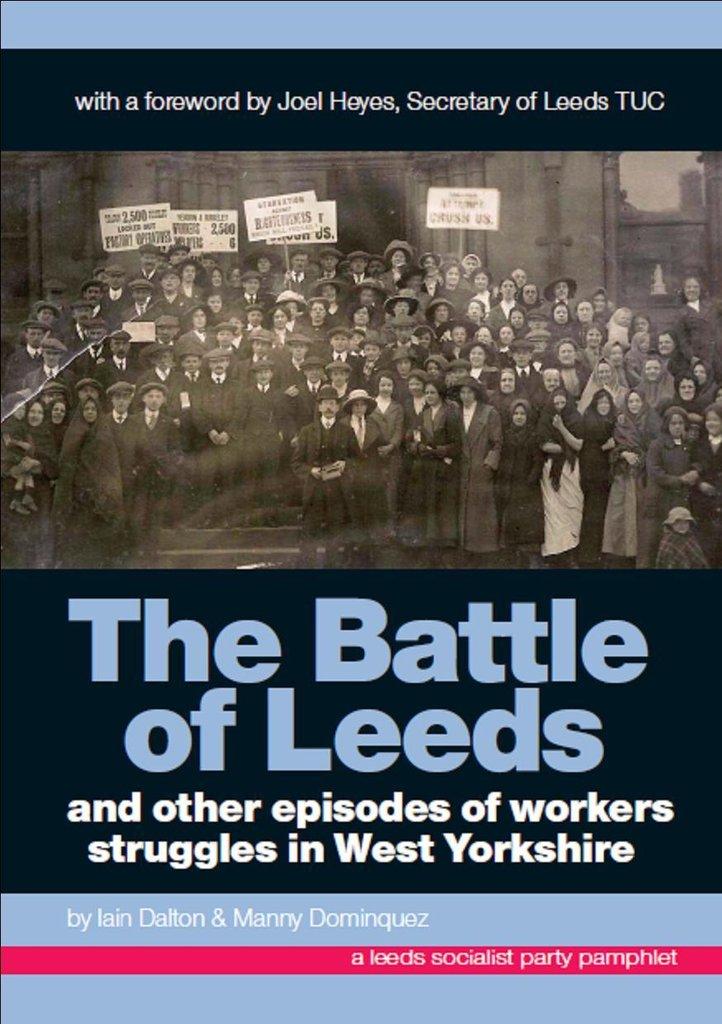 Socialist Books The Battle Of Leeds E Book
